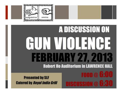 GunViolence_Poster