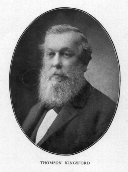 Thomson Kingsford